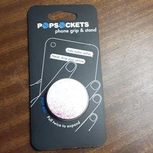 Blush Lights Pink New PopSocket